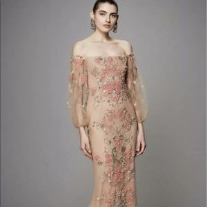 Marchesa Couture Gown Size 6